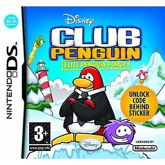 Club Penguin Elite Penguin Force (Nintendo DS) - Als nieuw