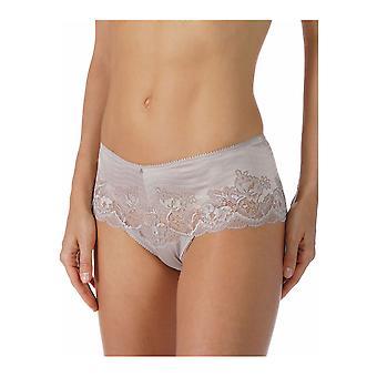 Mey 79646 Women's Leticia Solid Colour Lace Knicker Shorties Boyshort