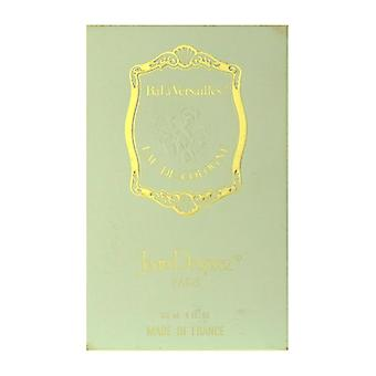 Jean Desprez Bal a Versailles Eau De Cologne Splash 4,0 Oz/120 ml en boîte (Vintage)