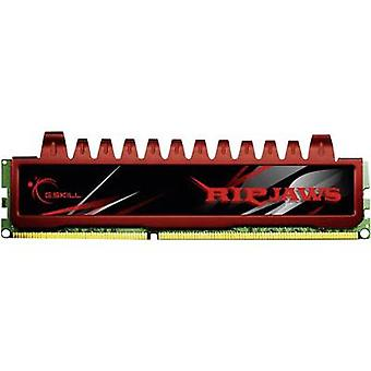 G.Skill PC RAM kit Ripjaws F3-12800CL9D-8GBRL 8 GB 2 x 4 GB DDR3 RAM 1600 MHz CL9 9-9-24