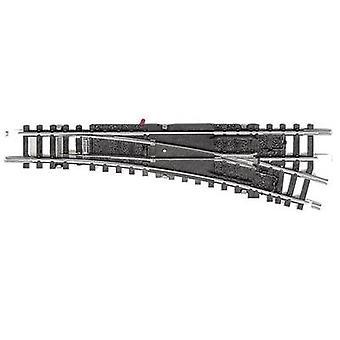 T14939 N Minitrix Points, Right 112.6 mm 15 ° 362.6 mm