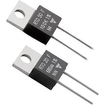 Vishay RTO 50 F-220 High power resistor 220 Ω Axial lead TO 220 50 W 1 % 1 pc(s)