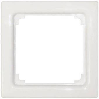 Jung Intermediate frame LS 990, LS design, LS plus Alpine white LS961ZWW