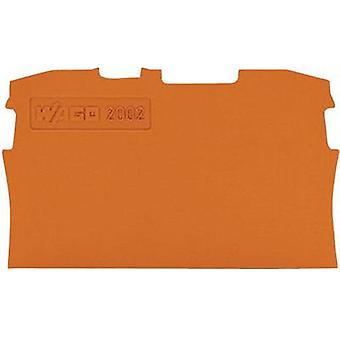 WAGO 2006-1292 Cover Plate Compatible with (details): 2-conductor-clamp
