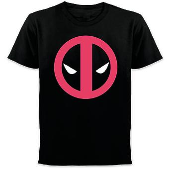 Logo di deadpool Marvel t-shirt