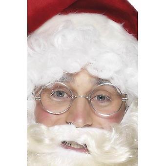 Smiffy Draht gerahmt Santa Specs