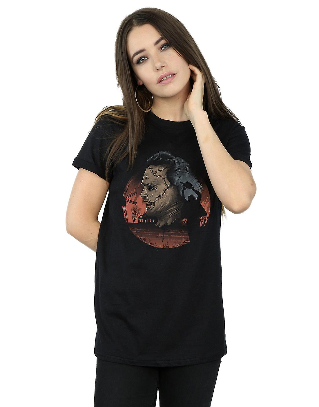 Vincent Trinidad Women's Texas Cannibal Boyfriend Fit T-Shirt