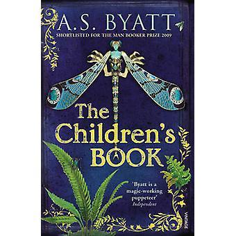 Barnens bok av A. S. Byatt - 9780099535454 bok