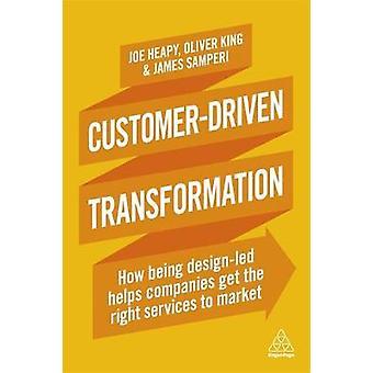 Преобразование, управляемое клиентами - Как быть дизайн-под руководством помогает компаниям