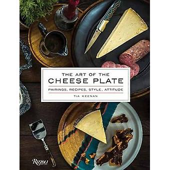 Art juusto levy - Pairings - reseptit - asenne Tia Kee