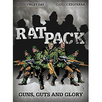 Rat Pack - v. 1 by Gerry Finley-Day - Carlos Ezquerra - 9781848560352