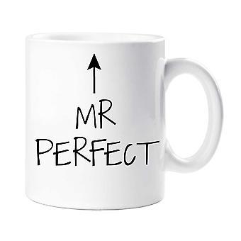 Mijnheer Perfect mok