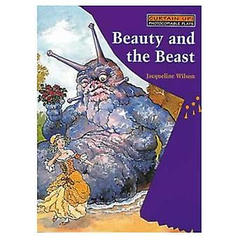 Beauty and the Beast (Curtain Up! Photocopiable Plays) [Illustrated]