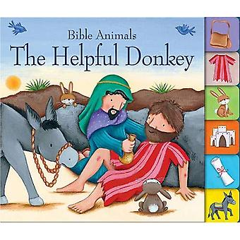 The Helpful Donkey (Bible Animals)