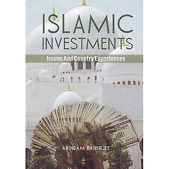 Islamic Investments: Issues and Country Experiences