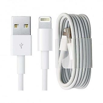 Officiel Apple Lightning à USB Type A Data Charging Cable (1m) MD818ZM/A - Blanc - Bulk
