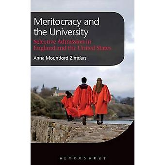 Meritocracy and the University by Zimdars & Anna Mountford