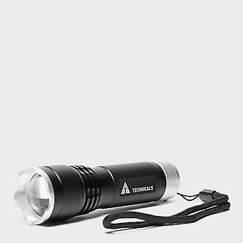 New Technicals 3W Camping Adventure Cree Torch Black