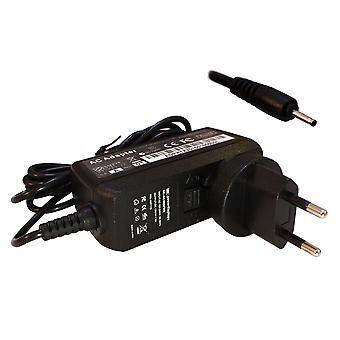 Motorola Xoom MZ604 Compatible Tablet Power AC Adapter Charger With Built In EU Plug