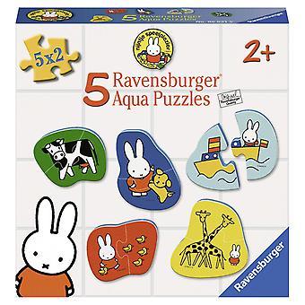 Puzzle Niffy Foam: 5x2 pièces (068319)