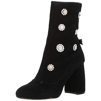 Nanette Lepore Womens Linette Round Toe Ankle Fashion Boots