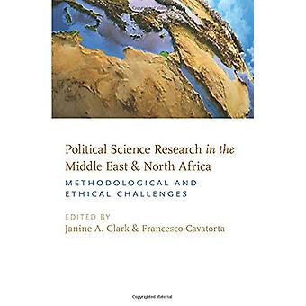Political Science Research in the Middle East and North Africa - Metho