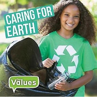 Caring for Earth by Steffi Cavell-Clarke - 9780778747291 Book