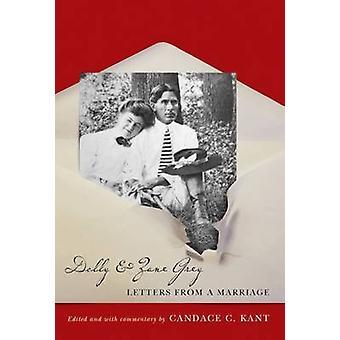 Dolly och Zane Grey-brev från ett äktenskap-9780874177497 bok