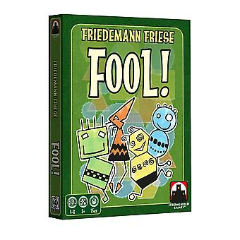 Stronghold Games Fool Card Game