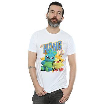 Disney Men's Toy Story 4 It's Hang Time T-Shirt