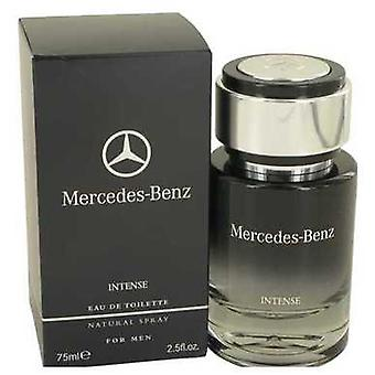 Mercedes Benz intense door Mercedes Benz Eau de Toilette Spray 2,5 oz (mannen) V728-534302