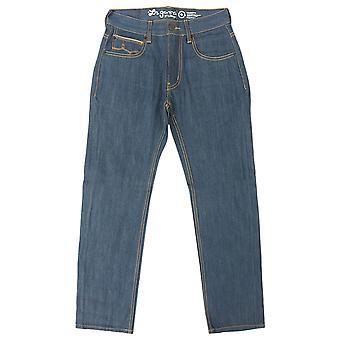 LRG de nautische natuurlijke waar rechte Jeans-blauw