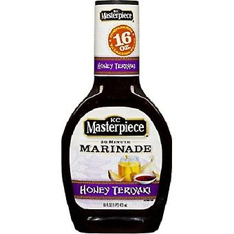 KC Masterpiece Honey Teriyaki 30 Minute Marinade