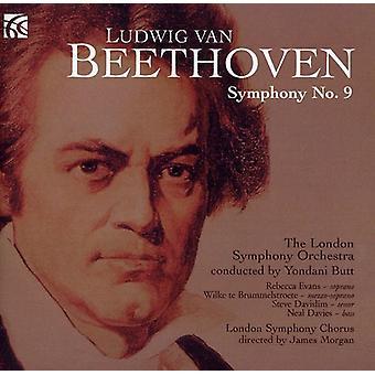 L.V. Beethoven - Ludwig Van Beethoven: Symphony No. 9 [CD] USA import