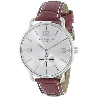 Akribos XXIV Clock Donna Ref. AK658BUR, LABOUR