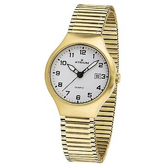 ATRIUM womens watch wristwatch stainless steel gold A27-60 drawstring