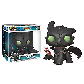 How to Train Your Dragon 3 Hidden World Toothless 10