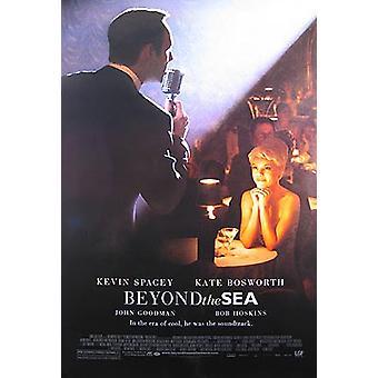 Beyond The Sea (Double Sided Regular) (Uv Coated/High Gloss Original Cinema Poster