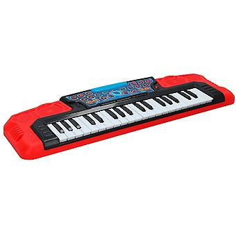 WinFun-cool Kidz toetsenbord rood
