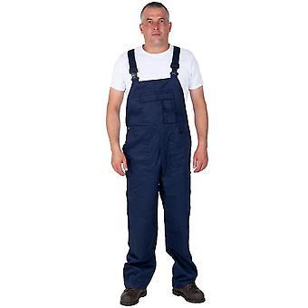 港口西九口袋围兜和支撑工作工作工作服海军蓝