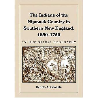 Os índios do país plano no sul da Nova Inglaterra, 1630-1750: uma geografia histórica