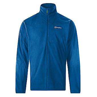 Berghaus Spectrum Micro 2.0 Mens Interactive Full Zip Fleece Jacket Coat Blue