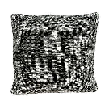Casual Square Heather Grå Accent Pude Cover