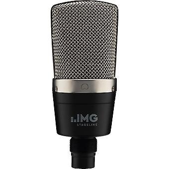 IMG Stage line img Stageline ECMS-60 Studio kondensatormikrofon