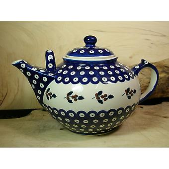 Teapot, 2nd choice, 3000 ml, tradition 67 - polish pottery - BSN 22942