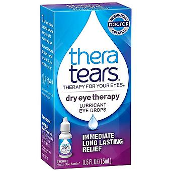 Theratears lubricant eye drops, 0.5 oz