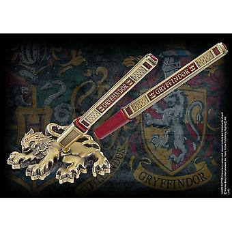 Gryffindor House Pen and Desk Stand Prop Replica de Harry Potter