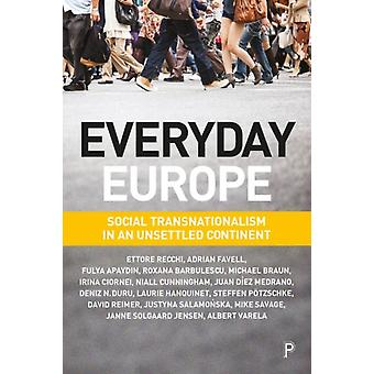 Everyday Europe by Ettore Recchi