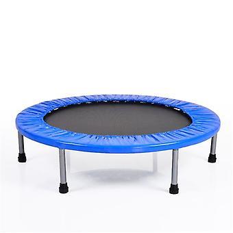 Trampolin 38 Zoll, Durchmesser 96 cm, für drinnen, Maße 96 x 22,5 cm, ab 8 Jahre