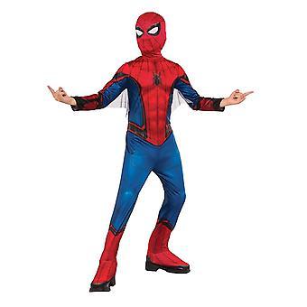 स्पाइडर मैन युवा नकाबपोश पोशाक